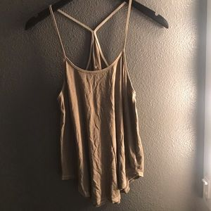 American Eagle Outfitters Tops - Olive Green Top